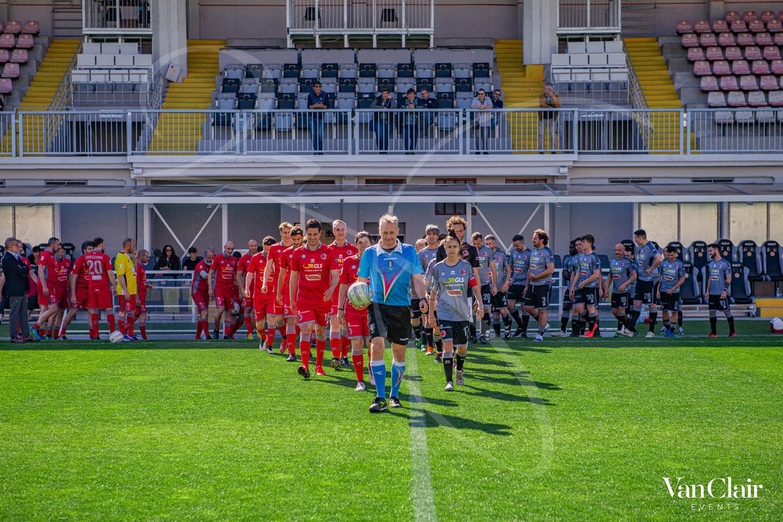 Sponsor Match - Alessandria Calcio - VanClair Events