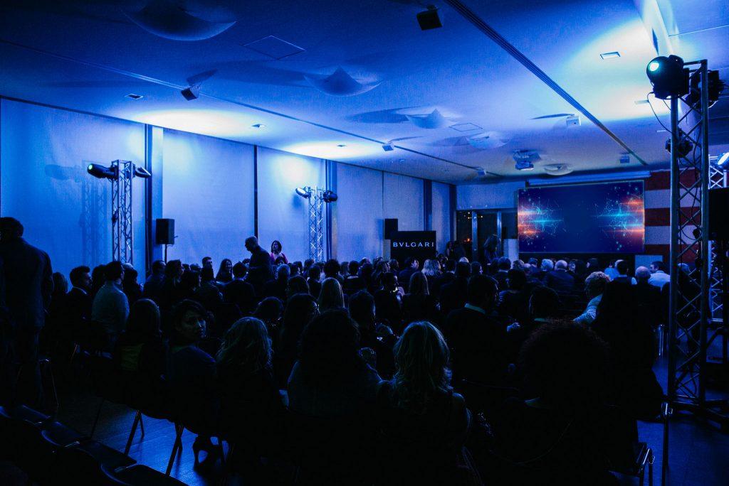 Sale meeting allestimento per una convention